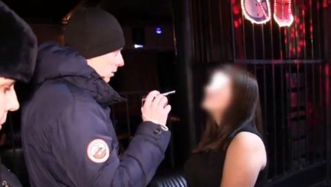 Энгельсский наркоконтроль поймал в барах пятерых подозрительных посетителей