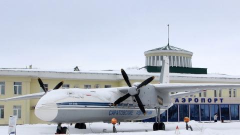 """Задерживаются два рейса """"Аэрофлота"""" из Москвы в Саратов и обратно"""