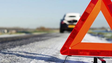 В аварии с четырьмя машинами погибла женщина