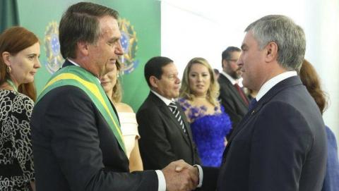 Николай Панков: Роль Госдумы в развитии международных отношений возрастает