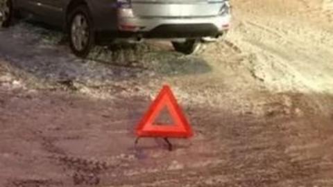 """Автокатастрофа у Синодского. """"Форд Фокус"""" перед столкновением занесло"""