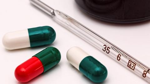 Почти 6800 жителей области заболели ОРВИ в первую неделю года
