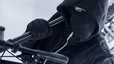 Полицейские нашли украденный велосипед двумя этажами ниже