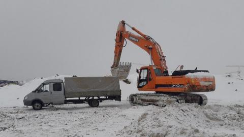 «КВС» строит канализационную станцию в Зональном