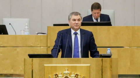 Панков: Володин не пошел на нарушение регламента