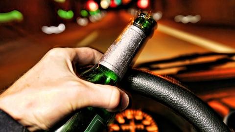 Ближайшие два дня сотрудники ГИБДД будут ловить пьяных водителей