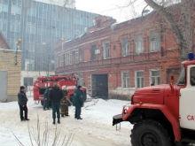 Жильцы частного дома подозревают рейдеров в поджоге