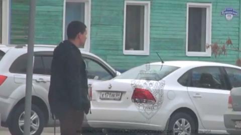 УФСБ распространило видео задержания заподозренного в мошенничестве адвоката