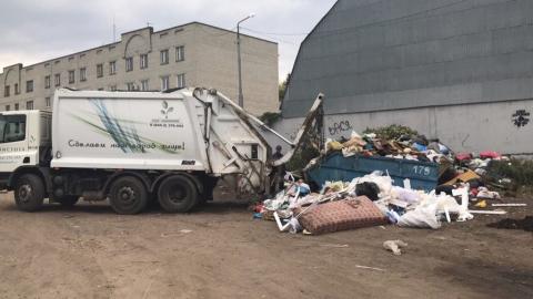 Регоператор: Штрафы за не вывезенный вовремя мусор пойдут в муниципальные бюджеты