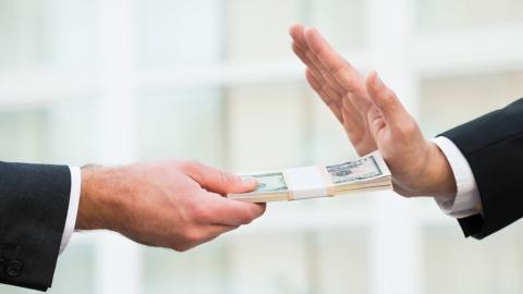 Фирма оштрафована на миллион рублей за попытку подкупа менеджера «Северстали»