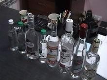 В Саратове найдено более 60000 бутылок контрафактного алкоголя
