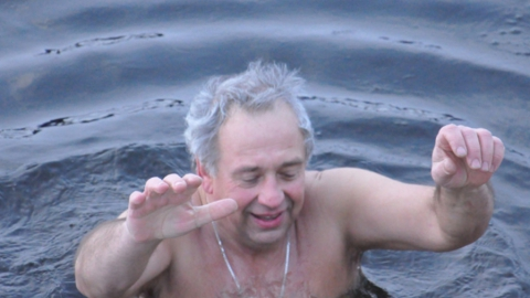 В Крещение полицейские будут дежурить до последнего купающегося