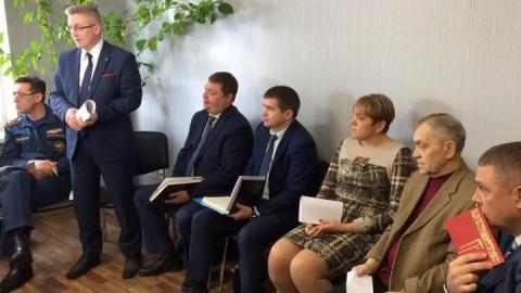 Николай Панков: Имущество авиазавода должно использоваться в интересах людей