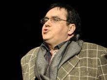 Станислав Садальский обнажался на сцене и признавался в любви Саратову