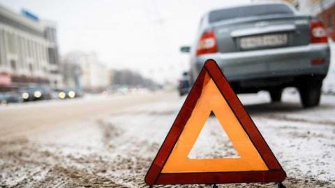 Водитель сбил женщину и скрылся с места аварии