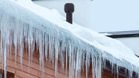 Управляющую компанию могут наказать за чистку снега