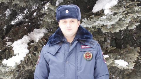 Сотрудник ДПС спас потерявшую сознание девочку