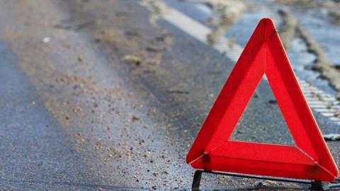 На трассе Саратов - Волгоград случилась массовая авария