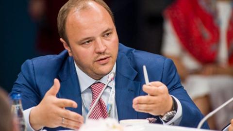 """Гендиректор """"ФосАгро"""" выступил с докладом на экономическом форуме в Давосе"""
