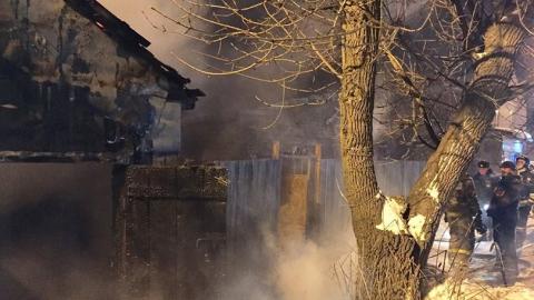Взрыв в Лысых Горах. ГУ МЧС подтверждает версию о газовом баллоне