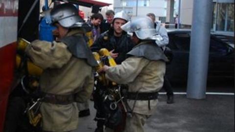 Шесть тяжелораненных при взрыве в кафе доставили в Саратов