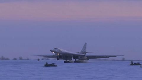 Энгельсские ракетоносцы подняли в воздух ВВС США и Канады