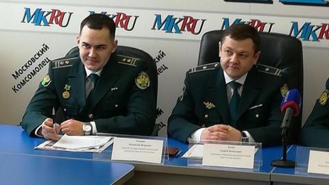 Саратовские таможенники предотвратили контрабанду крупной партии леса