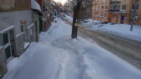 Синоптики уверяют: сегодня снегопада не будет
