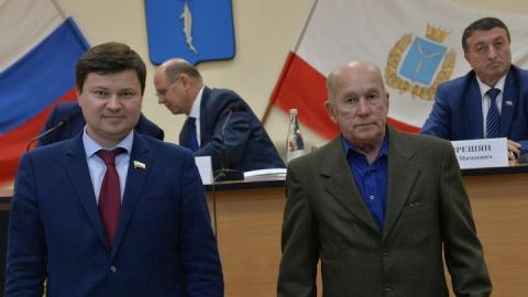 Труд сотрудников ООО «КВС» отмечен правительством области