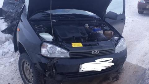Две женщины погибли в аварии на заснеженной трассе