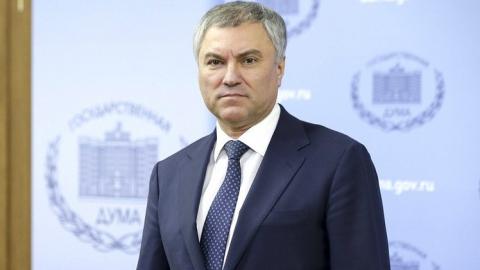 Николай Панков: Жители всех районов области видят поддержку Володина