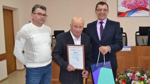91-летний пенсионер из Маркса стал призером Всероссийского конкурса «Спасибо интернету 2018!»