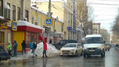 В центре Саратова не работает несколько светофоров