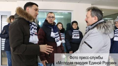 Михаил Андреев: «В своих пикетах Регоператора «Молодая гвардия» ошиблась адресом»