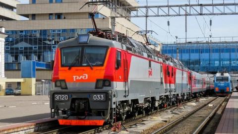 Увеличится время  поезда Ростов - Саратов в пути