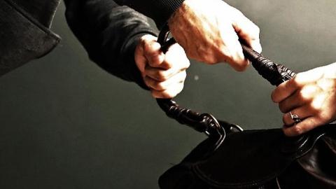 Вора-рецидивиста подозревают в ограблении женщины