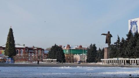 Митинг за отставку Валерия Радаева на Театральной площади не согласован