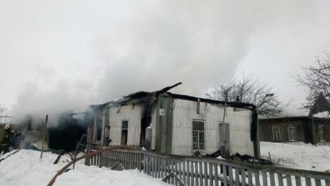 В доме после пожара найдены мертвыми два пенсионера