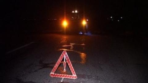 Водитель скрылся после аварии, бросив двух раненых