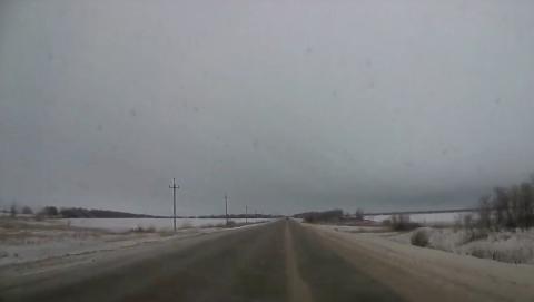 Сегодня в Саратовской области - морозы, изморозь и сильный ветер