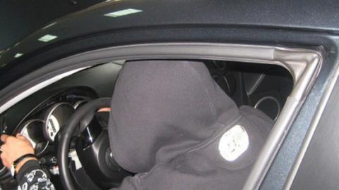 Мужчину в третий раз поймали пьяным за рулем
