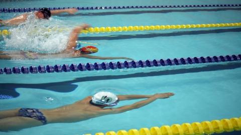 На дворец водных видов спорта в Саратове выделили почти 700 миллионов рублей