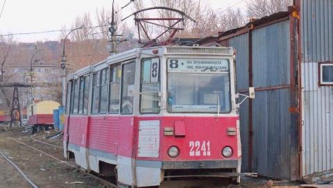 Следователи ищут свидетелей наезда трамвая на пятилетнюю девочку