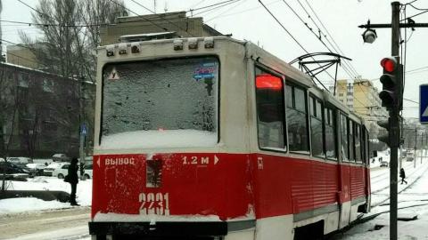 Движение трамваев №3 возобновили после коммунальной аварии