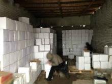 В Саратове нашли 600 ящиков контрафактного алкоголя