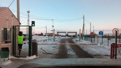 Зараженные ВИЧ и гепатитом иностранцы пытались незаконно проникнуть в Россию