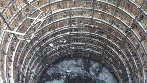 В Саратове продолжается строительство канализационного коллектора
