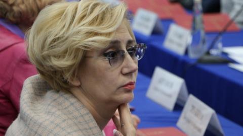 Осужденного министра Елену Щербакову уволили из правительства