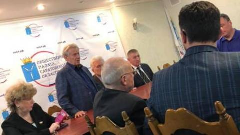 Об отставке Ландо сообщил член Общественной палаты