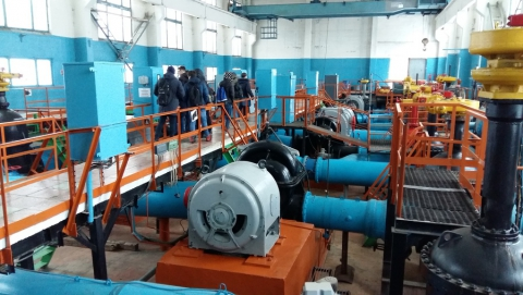 «Концессии водоснабжения – Саратов» реконструируют водопроводный комплекс № 2